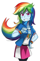 Awesome As I Wanna Be by iojknmiojknm