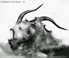 CHIMERA , ALT HEAD by Sallow