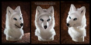 Wolfdog head by WMW66-costumes