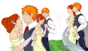 How Can I Not Love You Orihime by RomaniaBlack