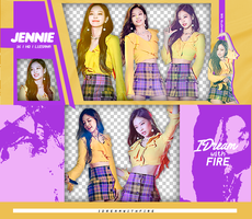 Pack Png 431 | BLACKPINK | Jennie | #7 by IDreamWithFire