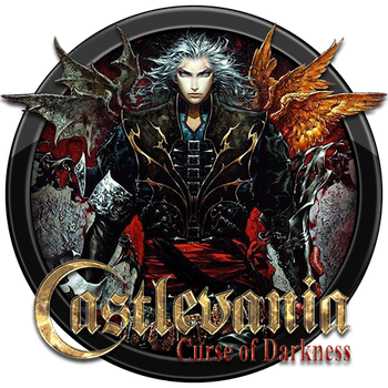Castlevania - Curse of Darkness Icon by andonovmarko