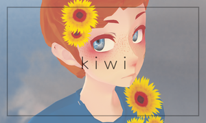Kiwi by Kit-Cat-Kisses
