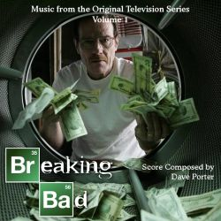 Breaking Bad soundtrack album cover volume 1 by TimeyWimey-007