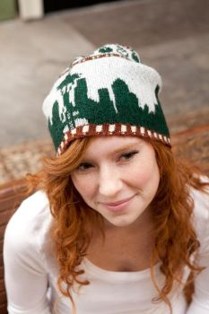 Rainy Day Seattle Hat - Knit Picks Version by kaerfel