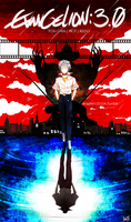 Evangelion 3.0 -- You Can ( not ) Redo by aphin123