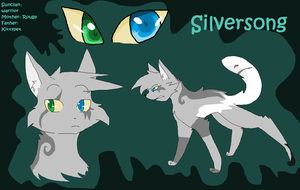 Silversong Sunclan Reference sheet by prussiawashere999