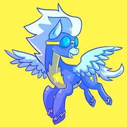 Fleetfoot by Supremeowl