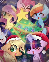 Merry Christmas  by WindyMils