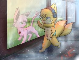 Just One Touch by Skaterblog