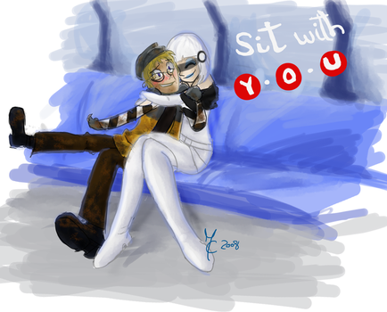 .+Sit With You+. EVE by KittyMira
