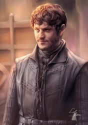 Ramsay Bolton by blackwings736