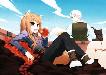 Spice and Wolf by Dradise
