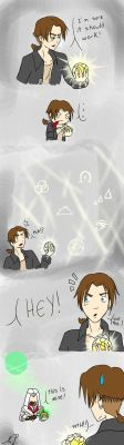 Treasure planet and AC xD by RukiexRamen