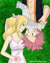 Nalu in the Grass by Valeorie