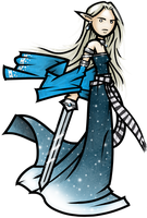 Lady Winter Redux by WhoDrewThis