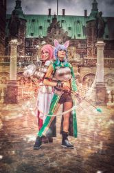 ALfheim Online: Link Start by Rinaca-Cosplay