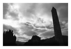 Round Tower Revisited by ash
