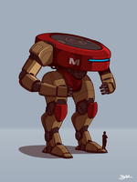 PAYLOAD: Mace by Blazbaros