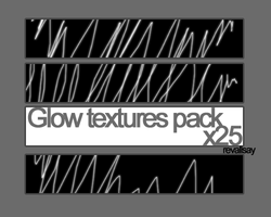 Glow Textures by revallsay