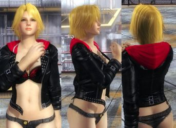 [HAIR] Helena Mid Short Hair by funnybunny666