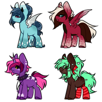 some babbis (OTA: OPEN 4/4) by l-ostboy