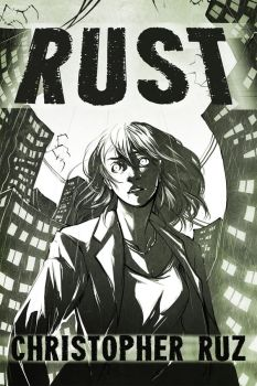 Rust: Ebook Cover and Giveaway by ruzkin