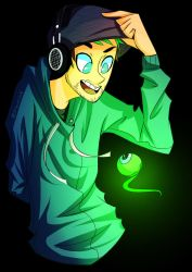 Jacksepticeye -Hiya there!- by Glamist