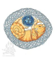 Celtic Tabby by arikla