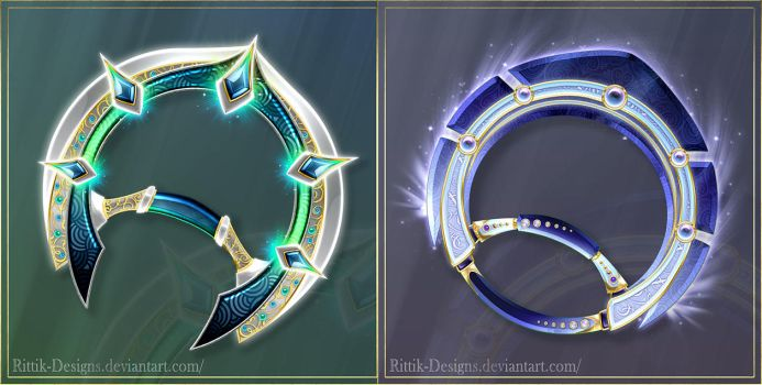 Exotic weapons adopts 2 (CLOSED) by Rittik-Designs
