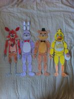 Five Nights At Freddy by fnafmangl