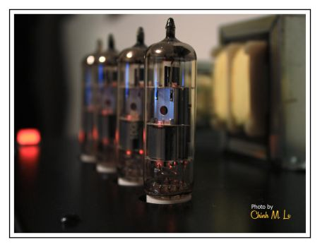My tube amplifier by crysisrules