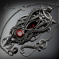 Necklace ENYRIIL TYARN by LUNARIEEN