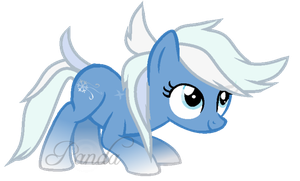 Cute Wittle Dusty by iPandacakes