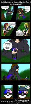 Ash TG'd for laprasking Page1 by SoraWolf7