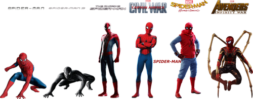 Spider-Man PNG by DavidBksAndrade
