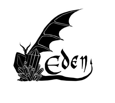 logo Eden by CassandreLucas