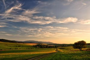 time  when the sun was settin by tomsumartin