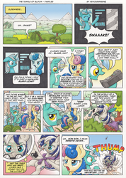 The Temple of Bloom - Page 22 by XeviousGreenII