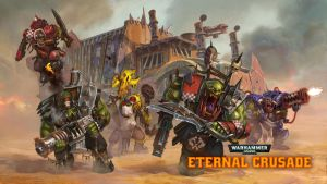Eternal Crusade-Orks by DiegoGisbertLlorens