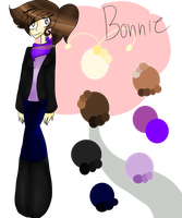 Bonnie Clock :REF: by Bonnieart04