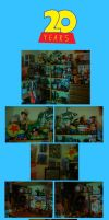 My Toy Story Collection by thecrazyworldofjack