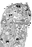 doodle: Under the sea by MunnbeL