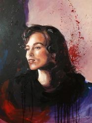 Keira thde edge of love by EliCupcake