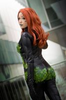 Come with me. Poison ivy cosplay by Giuzzys
