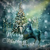 MERRY CHRISTMAS MY WATCHER by QuelleElenath