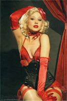 Dolly Lamour VIII by darkmercy