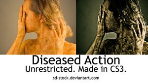 Diseased Action 2 by sd-stock