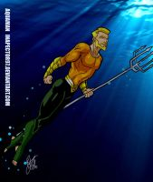 Aquaman by Inspector97