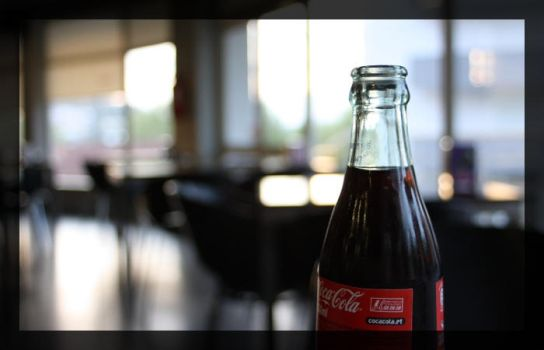 Coke bottle by pwseo